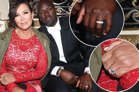 kris jenner corey gamble married wedding momagers boyfriend has kris jenner secretly married her toy boy boyfriend