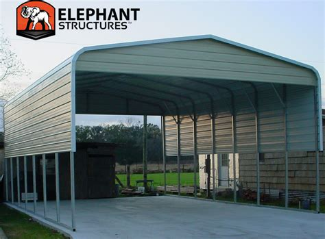 Single Car Port by Single Slope Carport Plans Carport Blogcarport