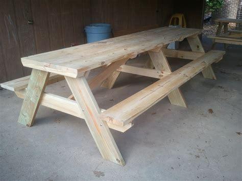 picnic tables jays custom creations