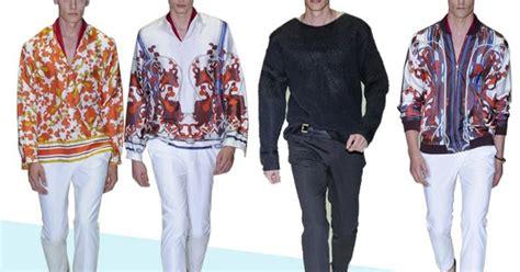Kemeja Pria Pink Simple fashionholic koleksi busana pria summer 2013 dari