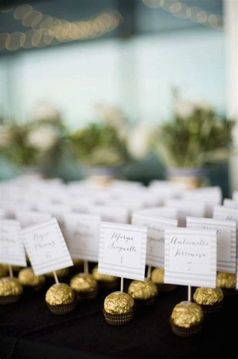 how do i make wedding place cards wedding reception ideas with elegance modwedding