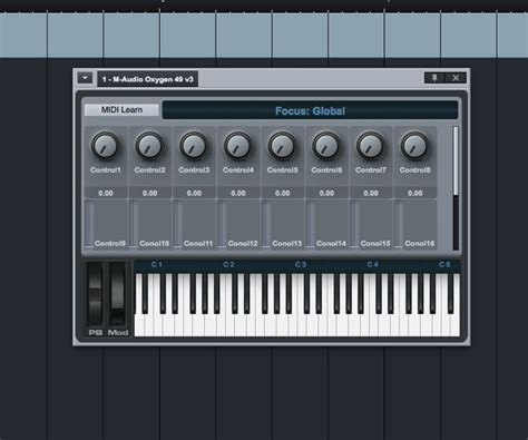 Midi Knobs And Faders by Setting Up Your Midi Controller Inside Studio One