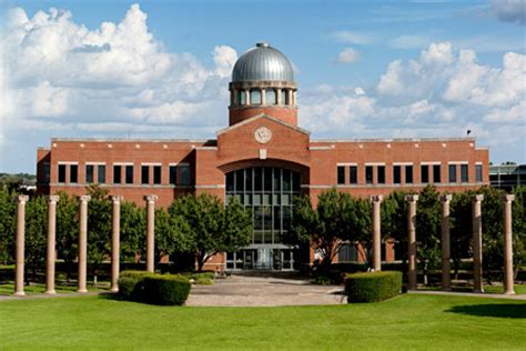 Houston Baptist Mba by Opening Liberal Arts Honors College Time Faculty