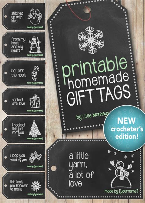 28 images of gift tags for craft sale