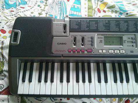 Keyboard Casio Lk 210 casio lk 210 keyboard south nanaimo parksville qualicum mobile