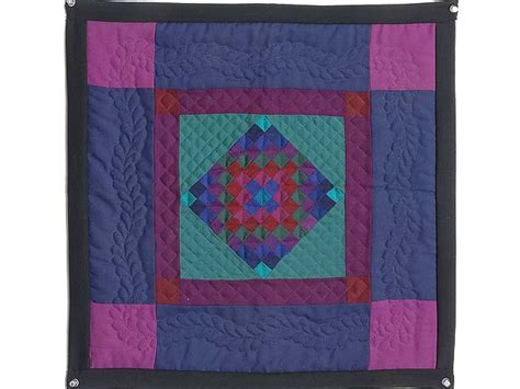 center quilt magnificent made with care amish