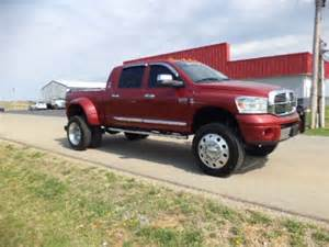 Semi Truck Wheels For Dodge Dually Buy Used 2008 Dodge Ram 3500 Mega Cab Laramie Lifted Semi