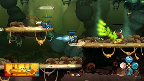 platformer awesomenauts announced  xbla psn monstervine