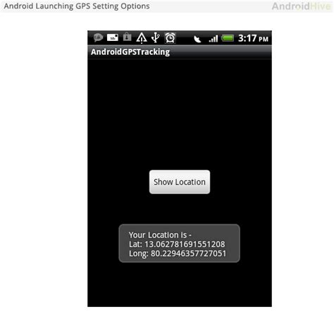 tutorial android gps android gps location manager tutorial