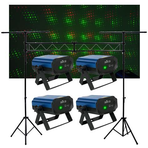 battery powered laser light 4 chauvet dj lighting ez laser rgfx battery powered