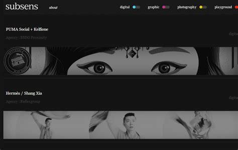 black themed websites 29 new black white website designs for 2013 spyrestudios