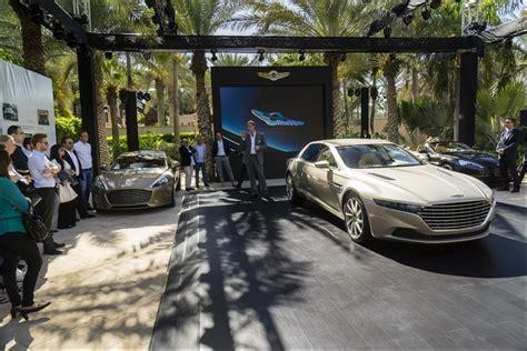 Aston Martin Middle East Aston Martin Lagonda Sedan May Arrive In Other Markets