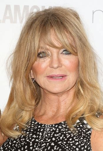 Goldie Hawn Hairstyles by The Gallery For Gt Wavy Hairstyles