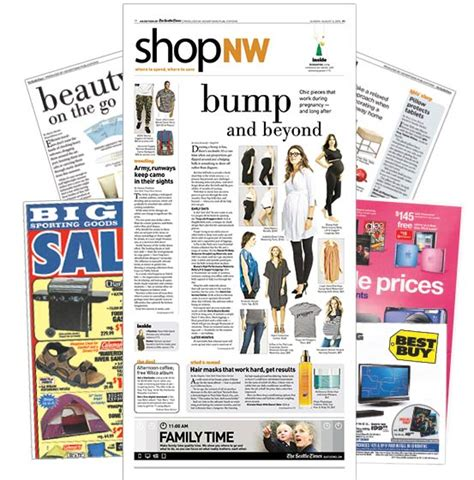 Seattle Times Business Section by Small Business Marketing Solutions The Seattle Times