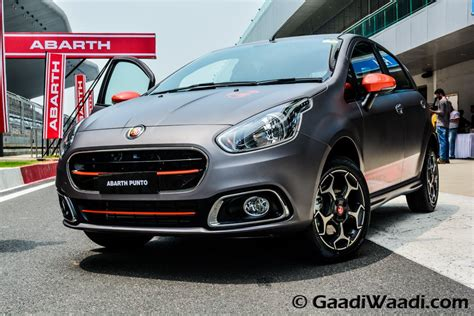 new fiat cars in india fiat abarth punto unveiled in india makes an 145 bhp