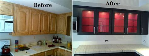 old kitchen cabinet makeover august is makeover month tucson classy closets blog