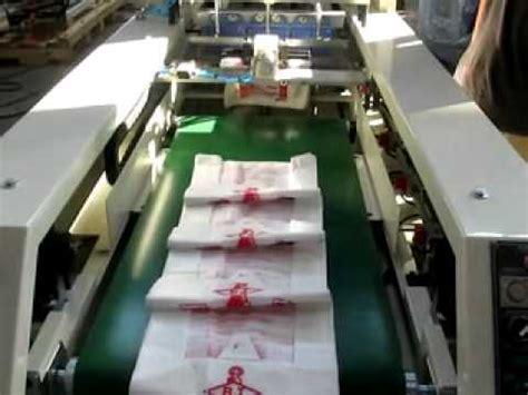 Mesin Jahit Untuk Membuat Tas bag machine mesin pembuat tas plastik kresek
