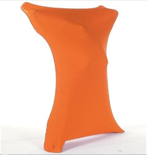 xl orange body sock shape changer sensory integration