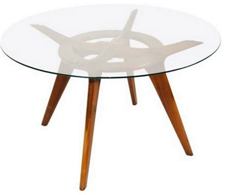 Mid Century Modern Dining Room Table by Mid Century Modern Dining Room Decoration
