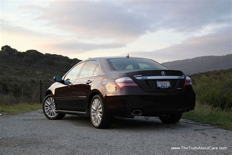 acura rl reviews review 2012 acura rl the about cars