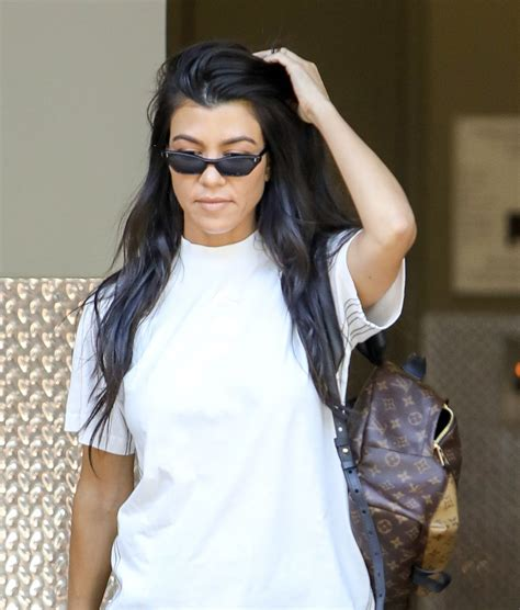 kourtney kardashian kourtney kardashian out and about in calabasas 06 27 2017