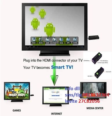 Tv Biasa jual android 4 0 tv box jadikan tv biasa jd smart