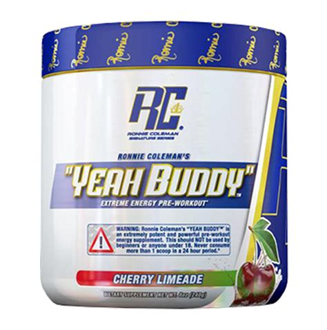 Murah Grosir Ronnie Coleman Rc Amino Tone ronnie coleman yeah buddy pre workout review