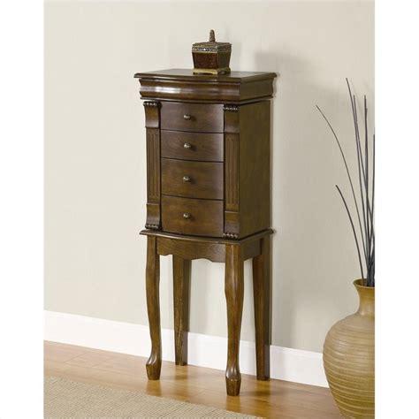 powell furniture louis philippe walnut jewelry armoire ebay