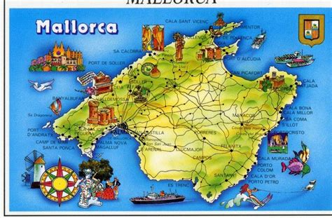 map of palma de mallorca 1000 images about mallorca 2014 on activities