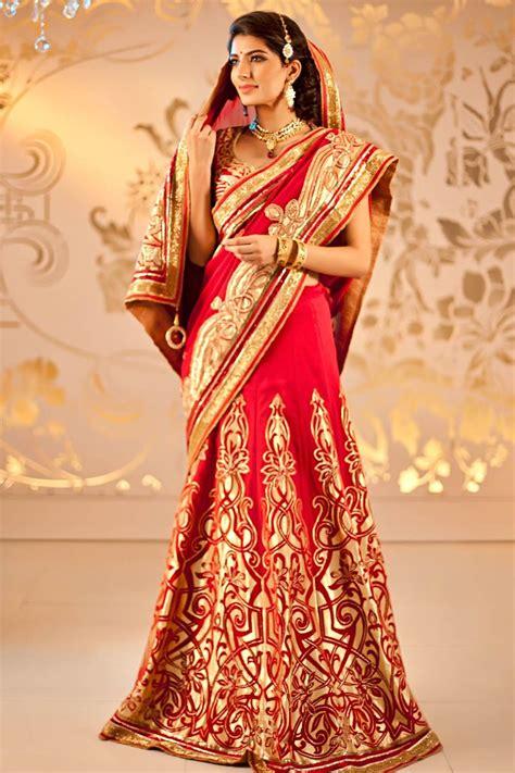 indian bridal wedding lehenga choli style sarees designs of sarees 209 best images about bridal sarees amazon on pinterest