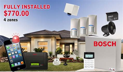 find out your home alarm system options in sydney