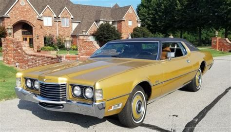 1972 fordthunderbird 460 ci engine great condition classic ford thunderbird 1972 for sale