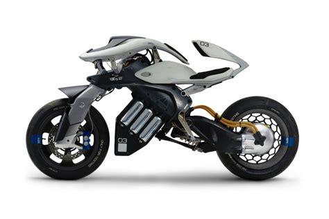 Fit Bike Co Black Kaos Anime yamaha s futuristic motoroid motorcycle concept hypebeast