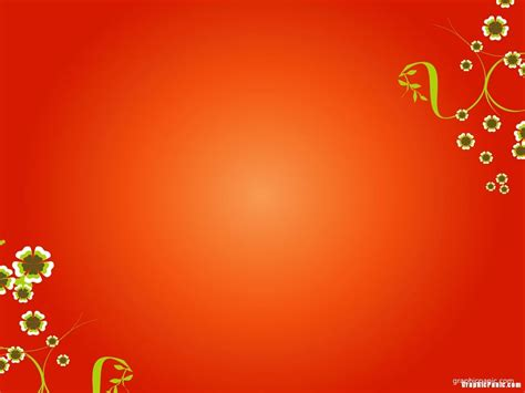 Beautiful Red Powerpoint Background Graphicpanic Com Pretty Backgrounds For Powerpoint