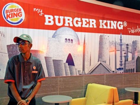 burger king comes to town unannounced the express tribune - Boat Basin Franchise