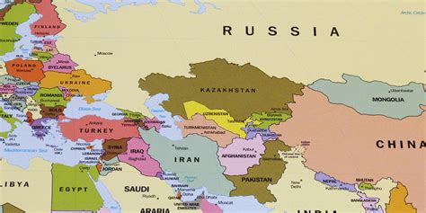 middle east map russia nato and russia the many unknowns huffpost