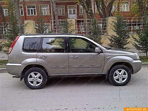 Nissan X Trail 2 5 2005 nissan x trail urgent sale second 2005 10000