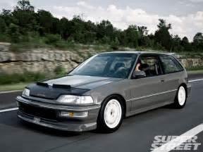 1993 Honda Civic Si Honda Civic Si Hatchback 1993 Review