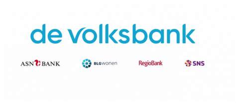 bank volksbank sns bank nv wordt volksbank nv marketing