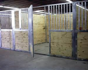 four stall barn lonestar custom barns