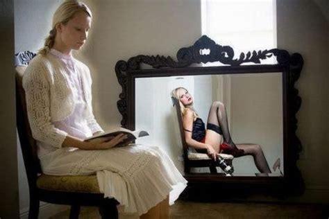 image gallery reflet miroir