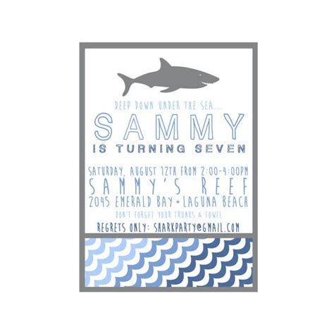 shark party font shark party invitation pool party invitation party