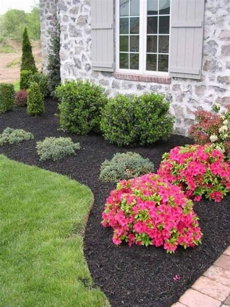 plants with ga x cool residential landscape mid century 10 front yard landscaping ideas for your home