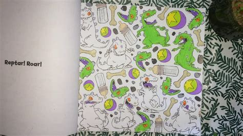 90s Coloring Book