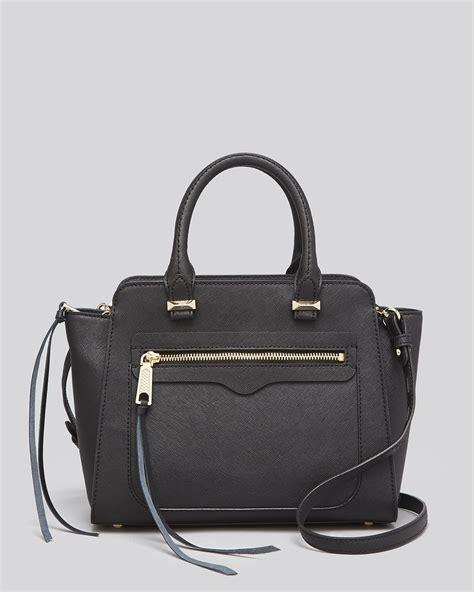 Rebecca Minkoff Mini Avery Tote | rebecca minkoff crossbody mini avery tote in black