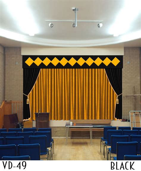 curtains for schools stage curtains for school auditorium custom stage