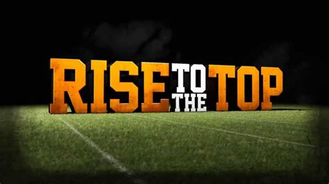 Tennese Top tennessee football intro 2013 ᴴᴰ quot rise to the top quot