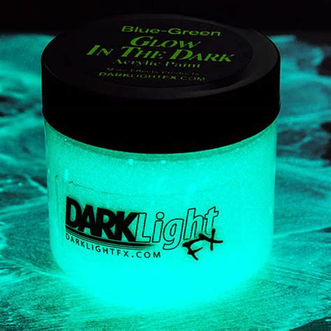 glow in the paint that dries clear blue green glow in the paint clear drying invisible