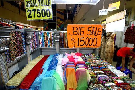 pasar murah untuk beli kain di jakarta tangerang dan