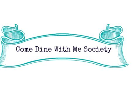 Come With Me Winter Dinner by Come Dine With Me Society Past Dinner Archive